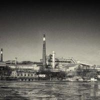 Старый металлургический завод :: Вадим