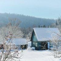 Зимушка-зима :: Регина Богомолова