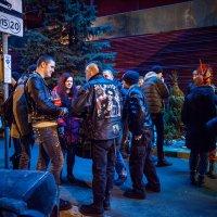 Punks  not dead :: Ростислав Красноперов