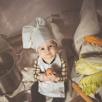 поварёнок :: Дарья Большакова