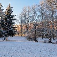 Зимний этюд 11 :: Константин Жирнов