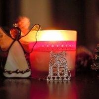 зимние уютные вечера :: Мария Корнилова