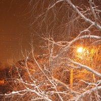 Улица, фонарь, машина :: Ольга Кузьмина