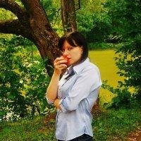 Девушка :: Ольга Геннадьевна