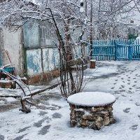 Первый снег :: Наталья S