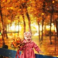 вспоминая осень... :: Ольга Егорова