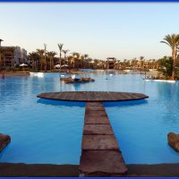 Шарм Эль Шейх - отель InterContinental The Palace Port Ghalib Resort :: Андрей Заломленков