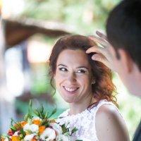 Аня и Дима .Теплая ,осенняя свадьба :: Александра Капылова