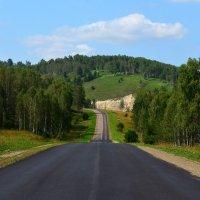Дороги августа :: Татьяна Соловьева