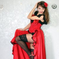 платье с барделя :: Елена ПаФОС