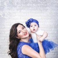 Две куколки-красавицы =) :: Мария Дергунова