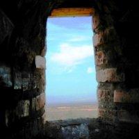 окно в небеса.... :: Александра Полякова-Костова