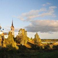 На Волжском берегу :: Galina