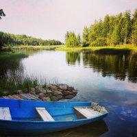 Река Сяпся :: Виктория Титова