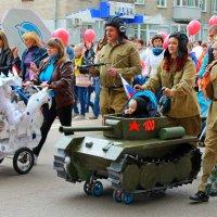 парад колясок в Рубцовске :: Алла Лямкина