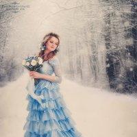 Winter tale :: Елена Кудрявцева