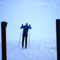 Лыжи :: Karina Sholokhova