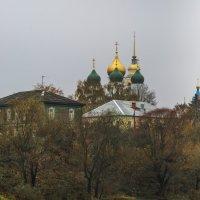 Золотые купола :: Марина Савчиц