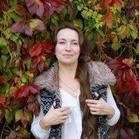 Осенний портрет! :: Илья Харламов