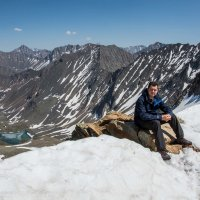 на перевале :: Константин Шабалин