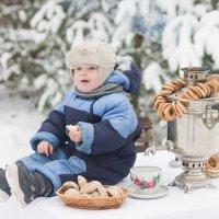 Зимнее чаепитие :: Егор Третьяков