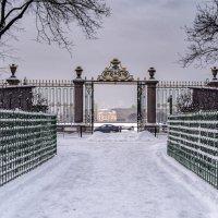 Прекрасен в любую погоду :: Valeriy Piterskiy