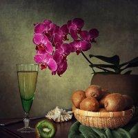Вино с ароматом орхидеи :: Ирина Приходько