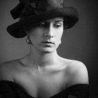 Портрет девушки :: Evgeny Kornienko