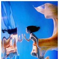 Под водой :: Slava Grebenkin