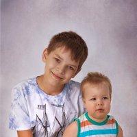 2 брата :: Наталия Панченко