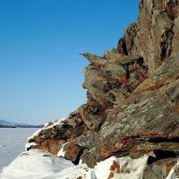 Ранней весной на Байкале :: Владимир Кузьмищев