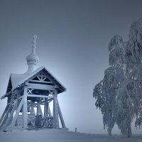 Морозная тишина :: Галина Ильясова