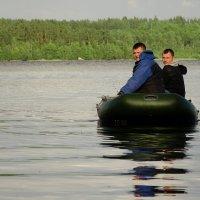 Возвращение рыбаков :: Ольга Козинец