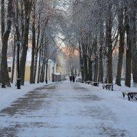 Зимний этюд 21 :: Константин Жирнов