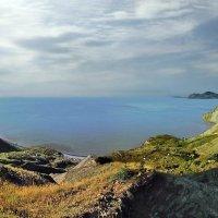 утренние берега Киммерии :: viton
