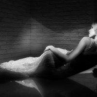 Черно-белое :: Любовь Ахмедьянова