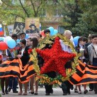 Демонстрация памяти жертвам ВОВ :: Валерий Лазарев