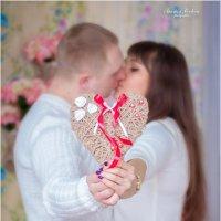 Два сердца :: Анастасия Павлова
