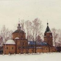 Храм Рождества Пресвятой Богородицы в Рудне-Никитском :: Виктор Мухин