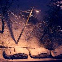Под окном :: Наталья Нарсеева