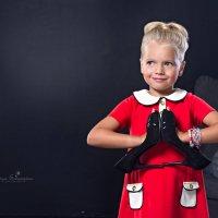 Модница :: Алеся Салангина