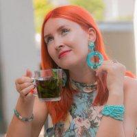 Зелёный чай. :: Vivansi vivansi