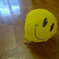 жёлтый шарик :: Александр Корнелюк