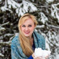 Смешной снег :: Максимилиан Сребный