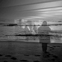 Следы на песке :: Ирина Сивовол