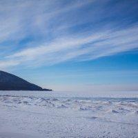 Небо над Байкалом. :: Эржена Жамбалова