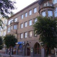 Дом  немецкой  общины  в  Ивано - Франковске :: Андрей  Васильевич Коляскин