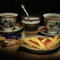 чай :: Игорь Kуленко
