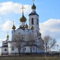 Храм :: Виктор ЖИГУЛИН.
