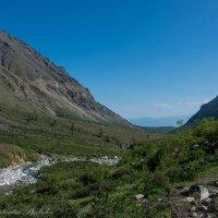 тропа в Тункинскую долину :: Константин Шабалин